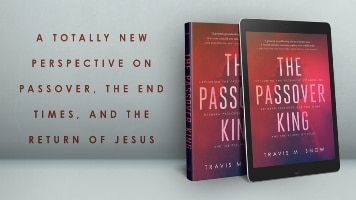 Voice of Messiah's First Book, The Passover King, is Live!